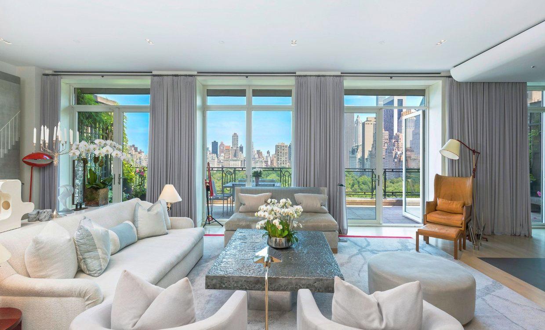 sting verkauft luxusapartment   york bellevue