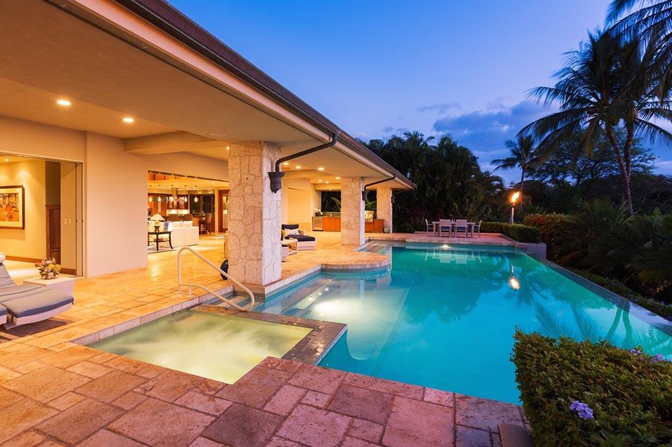 Exklusive luxush user im in und ausland bellevue for Progetti di piscine e pool house