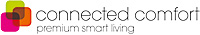 Connected Comfort - Premium Smart Living (Logo)