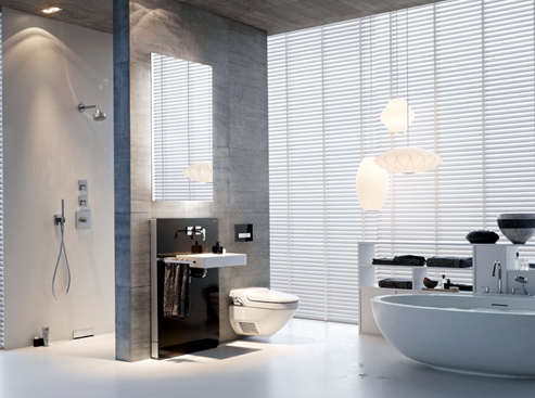 Geberit AquaClean 8000plus