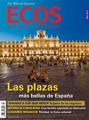 Ecos Magazin Cover