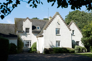 Colonels House in Gullane