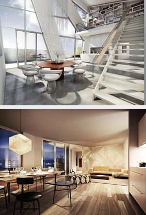 Luxuswohnungen Berlin deutschland penthouses und luxuswohnungen bellevue