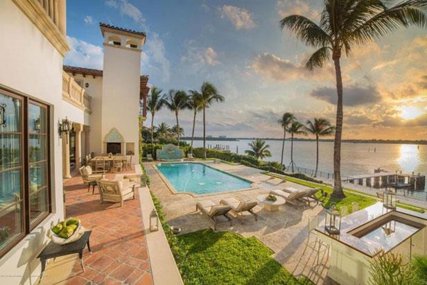 Billy Joels Anwesen in Florida (Quelle: TopTenRealEstateDeals.com)